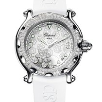 Chopard Happy Sport Round Snowflakes