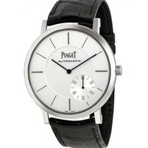 Piaget G0A35130 Altiplano Round Mens in White Gold - on...