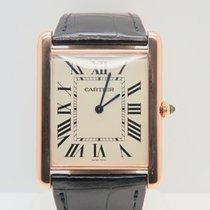 Cartier Tank Louis Cartier XL 18k Rose Gold (Box&Papers)