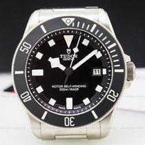 Tudor 25500TN Pelagos Black Dial Titanium / Bracelet (25862)