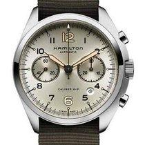 Hamilton Khaki Pilot Pioneer Automatik Chronograph H76456955