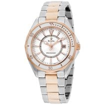 Bulova Precisionist Two-tone Dial Stainless Steel Quartz...