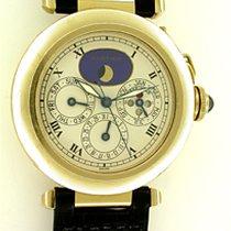 "Cartier ""Pasha Perpetual Calendar"" Strapwatch."