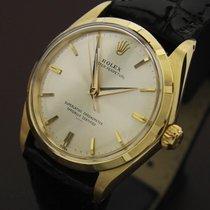 Rolex 14k Gold Circa 1968 Mechanical Stunning Watch Wow