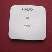 Rado Wasserdichtigkeitsset 0072 für Gehäusenummer 539.0376.3...