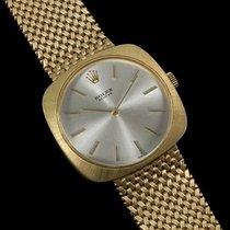 Rolex 1970's Rolex Vintage Mens Cellini Style Dress Watch...