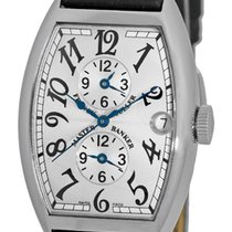 Franck Muller Gent's Stainless Steel  Master of Complicati...