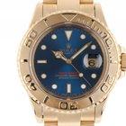 勞力士 (Rolex) Yacht-Master Gelbgold Automatik Armband Gelbgold...