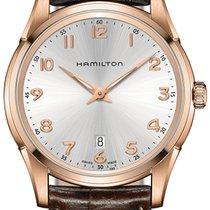 Hamilton Jazzmaster Thinline Herrenuhr H38541513