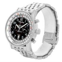 Breitling Navitimer Montbrillant Steel Special Edition Watch...