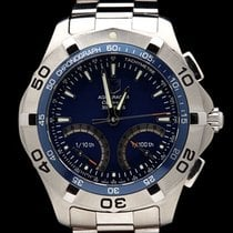 TAG Heuer Aquaracer Calibre S Stainless steel Gents CAF7012.BA...