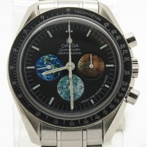 Omega Speedmaster From The Moon To Mars Ref. 3577.50 Rare...