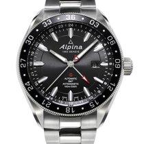 Alpina Modell: Alpiner 4 Automatic GMT inkl.Ersatzband NEU