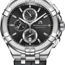 Maurice Lacroix AIKON AI1018-SS001-330-1 Herrenchronograph...