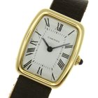 Cartier Paris 18k Vintage Tortue Manuel Wind Watch 1970's...