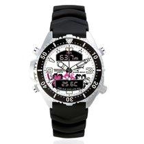 Chris Benz Uhr Taucheruhr Depthmeter Aloha CB-D200-A-KBS