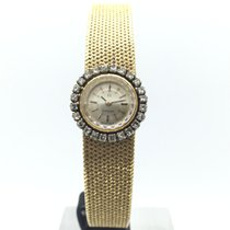 Omega Gold Vintage Ladies w/ Diamonds