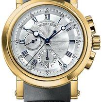 Breguet Marine Chronograph - Mens 5827ba/12/5zu