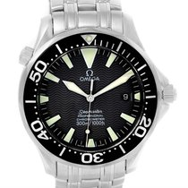 Omega Seamaster Professional 300m Black Dial Mens Watch...