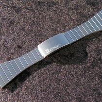 Zenith 28,50mm Watch Bracelet Stahl Band Neu 16,50 Cm Zs28-01