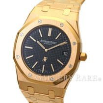 Audemars Piguet Royal Oak Extra Thin Date Pink Gold 39MM (2016)