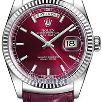 Rolex Day-Date 36 mm Cherry 118139