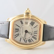Cartier Roadster 18k Yellow Gold Ref. 2676  (Box&Papers)