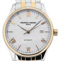 Frederique Constant Classics Index 40 Bicolor White Dial