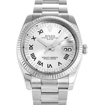 Rolex Watch Oyster Perpetual Date 115234