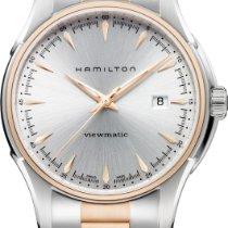 Hamilton Jazzmaster Viewmatic H32655191 Herren Automatikuhr...