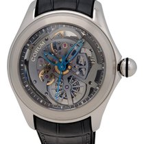 Corum Heritage Bubble Squelette Automatic Watch – 082.400.20/0...
