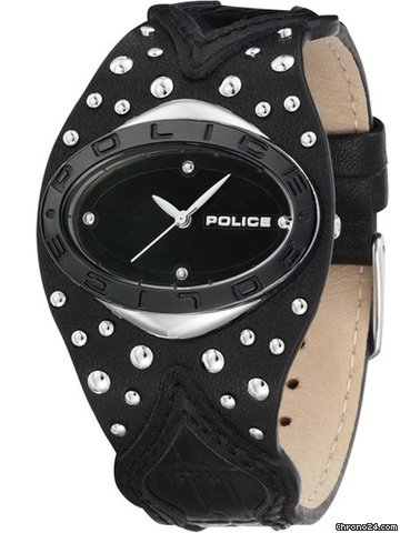 Police Damenuhr VAMP P11600MST-02