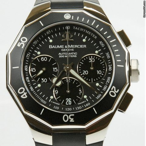 Baume &amp;amp; Mercier Riviera Chronograph XXL