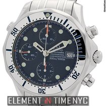 Omega Seamaster 300M Chronograph Diver 42mm Stainless Steel...