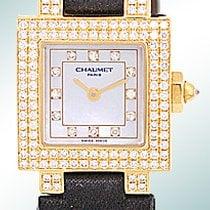 "Chaumet ""Diamond Style de Chaumet"" Fashion Strapwatch."