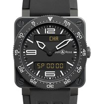 Bell & Ross BR03 Type Aviation Carbon