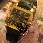 Cartier Santos Dumont Uomo Jumbo rose gold full set