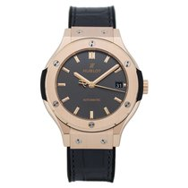 Hublot Classic Fusion Racing Grey King Gold 38 mm