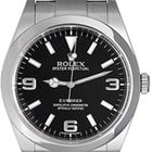 Rolex Explorer Men's Stainless Steel Watch 214270
