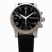 Montblanc TimeWalker ChronoVoyager UTC, Ref. 107336, c.2016