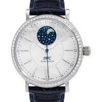 IWC Schaffhausen IW459001 Portofino Automatic Moon Phase 37...