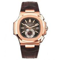 Patek Philippe 5980R Nautilus Chronograph Rose Gold  New