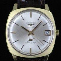 Longines Vintage Ultra-Chron Gold 18 Kt Automatic