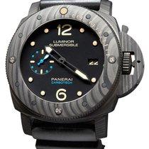 Panerai Luminor Submersible 1950 3 Days 47mm Auto Men Watch...