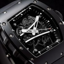 Richard Mille [NEW] LIMITED ED TO 100 PIECE RM 61-01 YOHAN...
