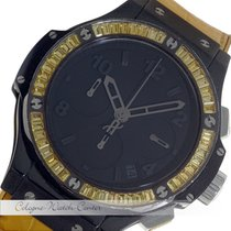 Hublot Big Bang Tutti Frutti Lemon Black Stahl 341.CY.1110.LR....