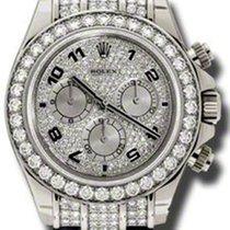 Rolex Daytona White Gold - Diamond Bezel 116599RBR
