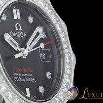 Omega Seamaster Diver 300 M QUARTZ | mit Diamantbesatz | 28mm