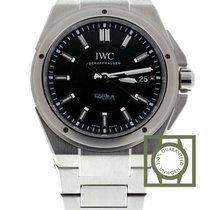 IWC Ingenieur Automatic 40mm black dial NEW