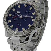 Ulysse Nardin 333-55/02 Marine Perpetual Aqua Limited Edition...